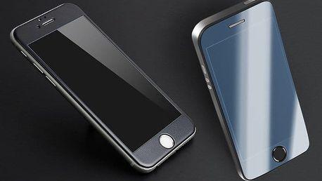 Různé typy tvrzených skel na iPhone 6 Plus, 6S Plus, 7 a 7 Plus