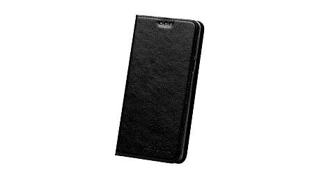 Pouzdro RedPoint Book Slim Magnetic - Lenovo Moto M Black