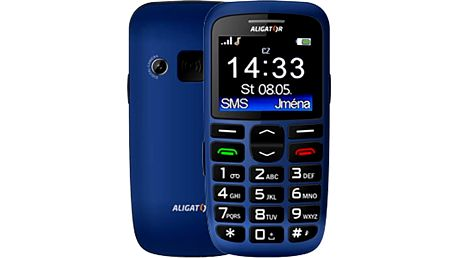 Aligator A680, modrá - A680BE