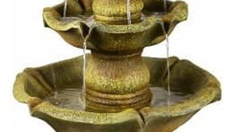 Klasická zahradní terasovitá kašna