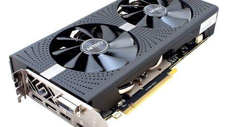 Sapphire Radeon NITRO+ RX 580, 4GB GDDR5 - 11265-07-20G