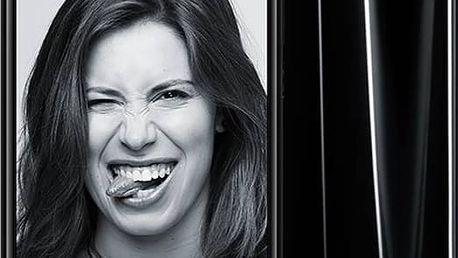 Honor 9, černá - 51091TBH + Zdarma Honor Band 3, černá v hodnotě 1799Kč