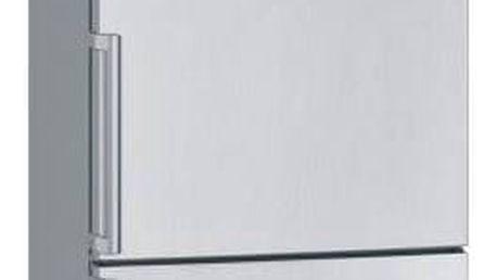 Kombinace chladničky s mrazničkou Siemens KG49EBI40 nerez + Doprava zdarma