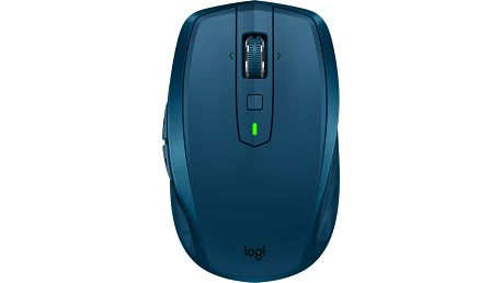Logitech MX Anywhere 2S, modrá - 910-005154