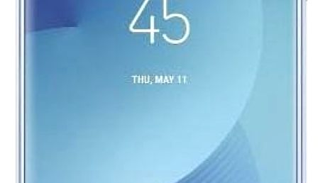Smartphone Samsung Galaxy J5 (2017), dual SIM, modrá