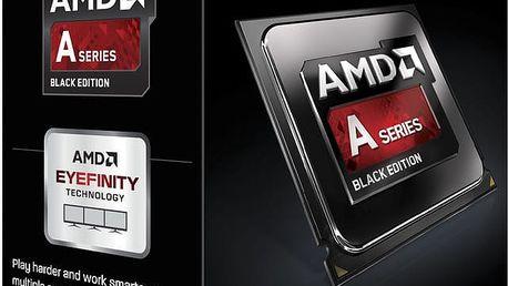 AMD A8-7650K Black Edition - AD765KXBJASBX