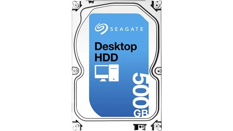 Seagate Desktop HDD - 500GB - ST500DM002