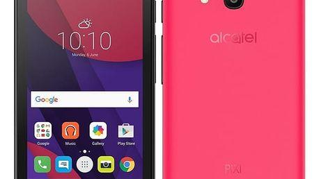 Mobilní telefon ALCATEL PIXI 4 (4) 4034D (4034D-2CALE11) růžový Software F-Secure SAFE 6 měsíců pro 3 zařízení v hodnotě 999 Kč