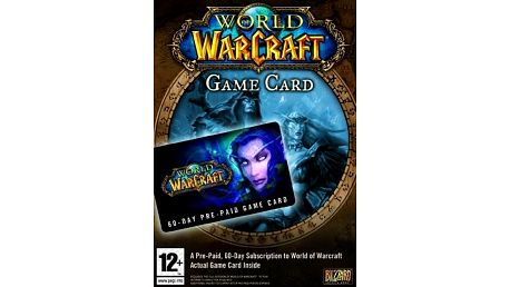 World of Warcraft - předplacená karta - PC - 22342EU
