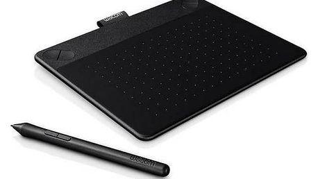Tablet Wacom Intuos Comic Pen&Touch S (CTH-490CK) černý