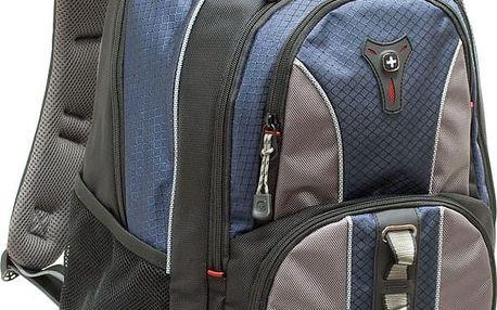 "WENGER COBALT - 16"" batoh na notebook, modrý - 600629"