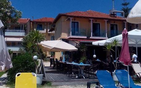 Řecko - Lefkada na 8 dní, all inclusive s dopravou letecky z Prahy