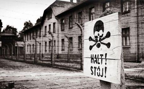 1denní zájezd do koncentračních táborů Osvětim a Březinka pro 1 osobu