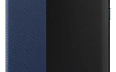 Pouzdro na mobil flipové Huawei Smart View pro P10 Lite (51991908) modré