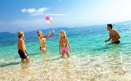 4–8denní pobyt pro 1 s polopenzí v hotelu Oceanic v letovisku Lido di Jesolo v Itálii