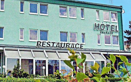3–6denní pobyt se snídaněmi pro 2 osoby v hotelu Smaragd v Praze