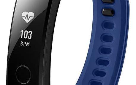 Fitness náramek Honor Band 3 (55022082) modrý