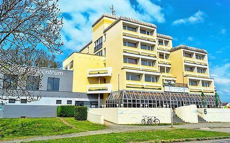 3 nebo 4denní wellness pobyt s polopenzí pro 2 v hotelu Lucia v jižních Čechách