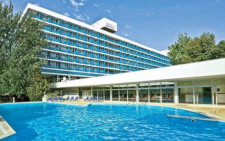 5denní wellness pobyt s polopenzí v hotelu Annabella*** u Balatonu pro 1