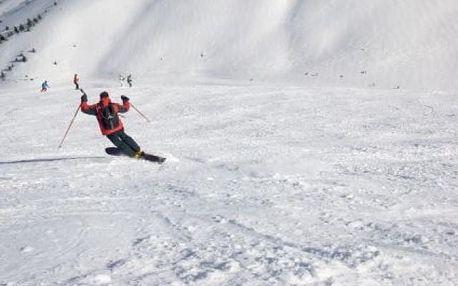 Kurz lyžování na monolyži