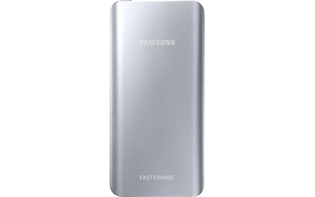 Samsung powerbanka s podporou rychlonabíjení (5.2 A) EB-PN920U, stříbrná - EB-PN920USEGWW