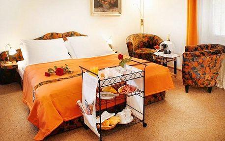 2–3denní pobyt se snídaní a možností wellness pro 2 v pensionu Lucie**** v Praze