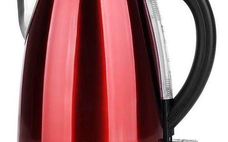 Rychlovarná konvice Hyundai VK 301 R červená