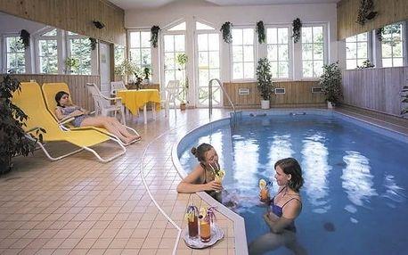 3–7denní wellness pobyt s polopenzí v hotelu Arnika v Krkonoších pro 2