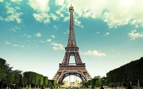 4denní zájezd pro 1 do Paříže s návštěvou vesničky Marie Antoinetty a Versailles