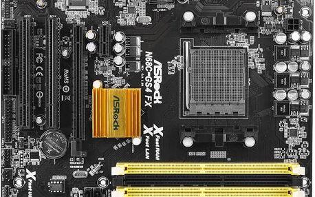 ASRock N68C-GS4 FX - nForce 630a