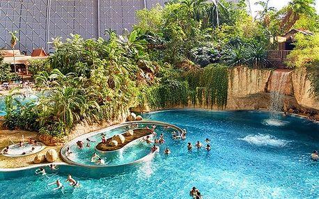 Celodenní zájezd pro 1 osobu do aquaparku Tropical Islands v Německu