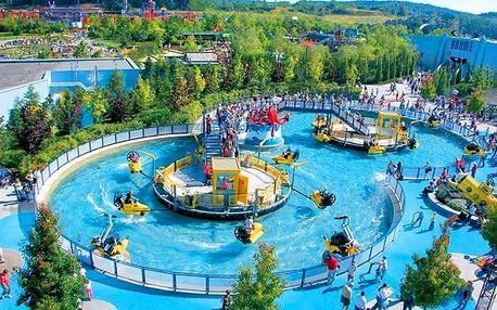 1denní zájezd o prázdninách do LEGOLANDU Deutschland pro 1 včetně vstupenky