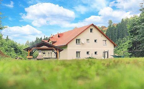 3–6denní wellness pobyt s polopenzí pro 2 v hotelu Bocy na Slovensku