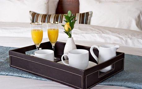 3–8denní wellness pobyt se snídaní pro 2 v penzionu Hurikán v Havlíčkově Brodě