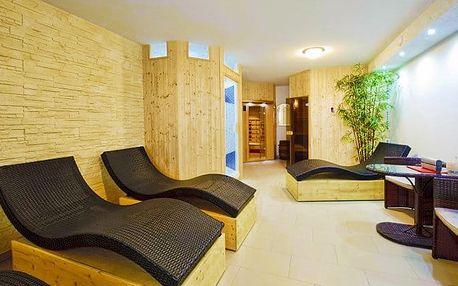 3–6denní pobyt s polopenzí a saunou pro 2 v hotelu Na Pekárně v Sušici na Šumavě