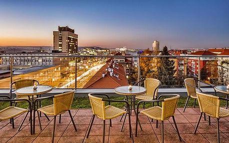 2–4denní pobyt se snídaněmi pro 2 v luxusním hotelu Oya*** v Praze