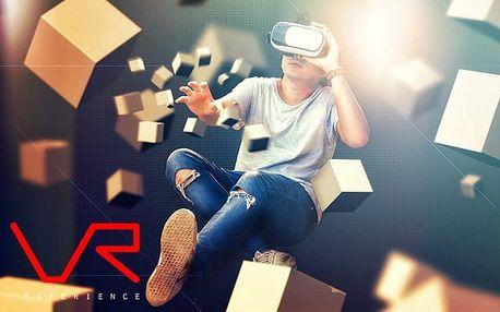 Virtuální realita pro 1, 2 i 8 osob v pražské herně VR Experience