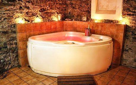 3 nebo 4denní wellness pobyt s polopenzí pro 2 osoby v hotelu Esprit v Krkonoších