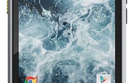 Smartphone Cat S40 Dual SIM Black + screen protector