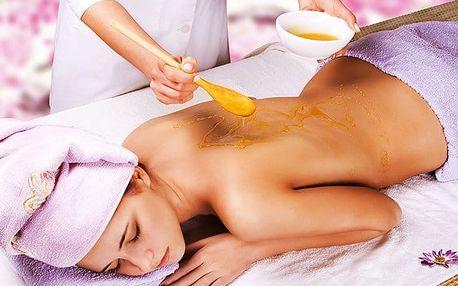 40minutová masáž zad dle vlastního výběru ve Studiu Step v Praze