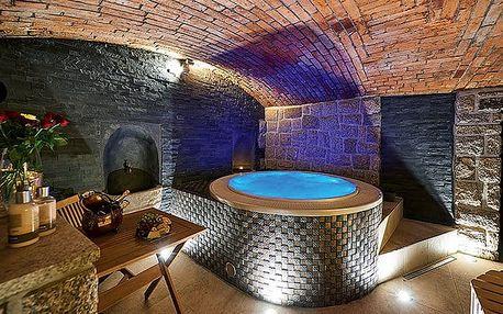 60minutový relax pro 2 v privátním wellness ve Wellnesstan v centru Liberce