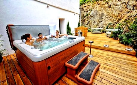 3 až 7denní wellness pobyt s polopenzí pro 2 v hotelu Ostredok v Nízkých Tatrách
