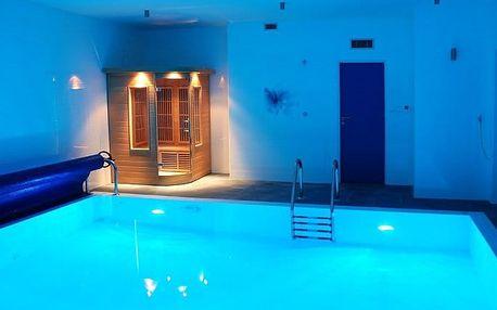 3 až 6denní wellness pobyt s nádechem romantiky pro 2 v hotelu Patriot v Orlických horách