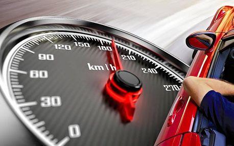 20minutová jízda v legendárním Subaru Impreza WRX STI od Showcars u Mnichova Hradiště