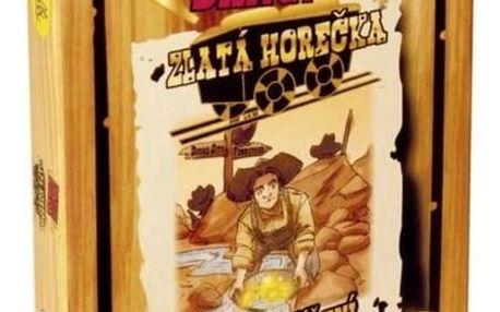 Hra Albi Bang! Zlatá horečka
