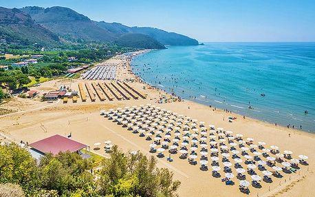 8denní pobyt u moře se snídaní pro 2–4 osoby v hotelu Costa Di Kair Ed Din*** v Itálii