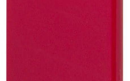 EPICO pružný plastový kryt pro Samsung Galaxy A3 (2016) SPARKLING - červený - 13510101400001
