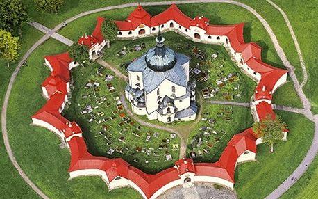 3–6denní wellness pobyt s polopenzí v penzionu Vysočina na Vysočině pro 2