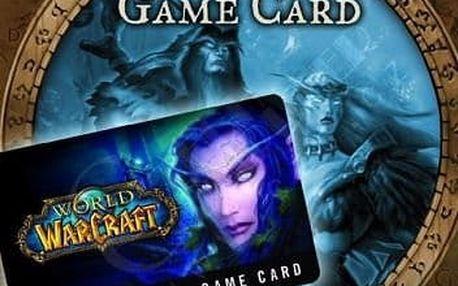 World of Warcraft - předplacená karta - PC - 22342EU