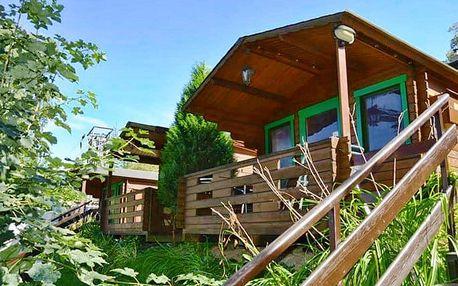 3 až 6denní pobyt pro 4 v chatkách hotelu Na Skalkách v Moravskoslezských Beskydech